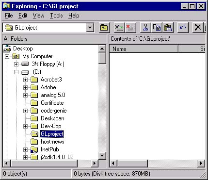 How to install Dev-C++ and GLUT